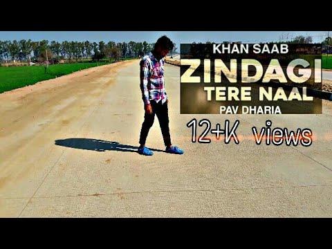 DANCE On zindagi Tere naal || khaan saab ft. pav dharia || model Mkay || Smcreation