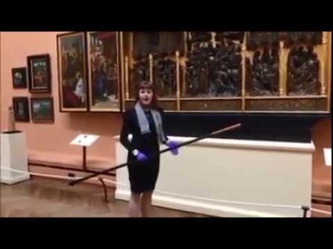 Opening a Masterpiece with Rosie Bradford | #BowesLive