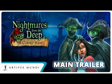 Nightmares from the Deep: The Cursed Heart Official Trailer