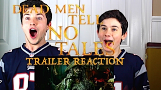 pirates of the caribbean 5 dead men tell no tales super bowl trailer our reaction