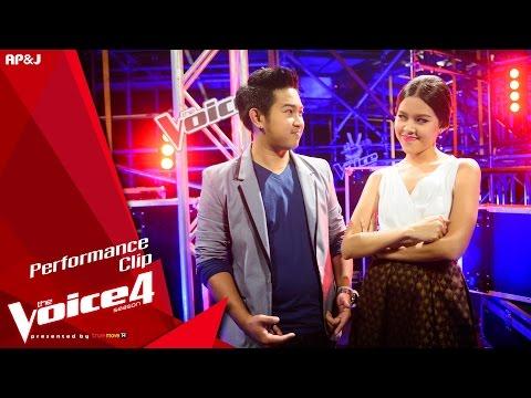 The Voice Thailand - โจ้ VS ไข่มุก - ดินแดนแห่งความรัก - 1 Nov 2015