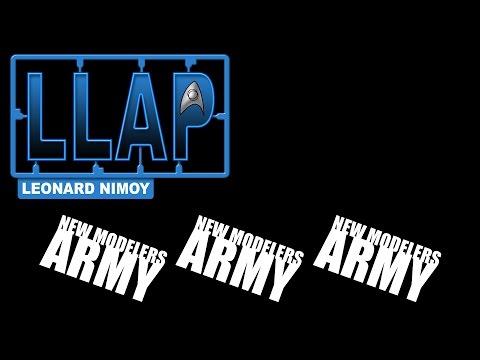 "LLAP ""Special Edition"" AMT Vinyl - First Officer Mr. Spock"