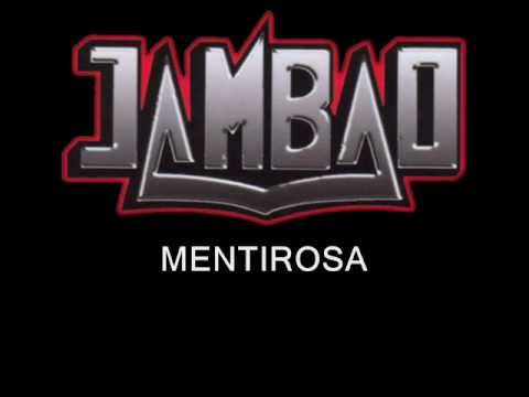 VIDEO: Jambao - mentirosa (letra)