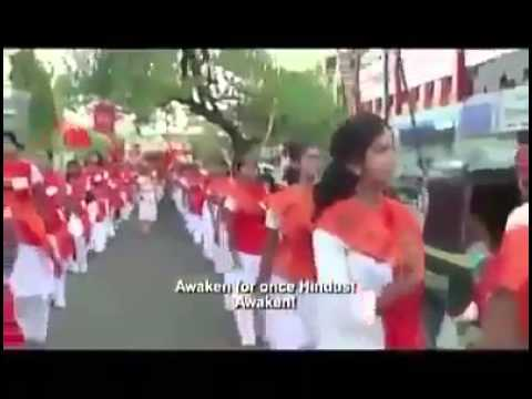 Hindu nationalists train young girlst to bomb, shoot & murder Muslims