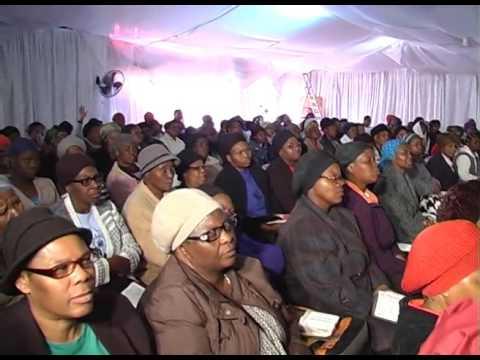 Evangelical Gospel Church. Pastor MM Zulu