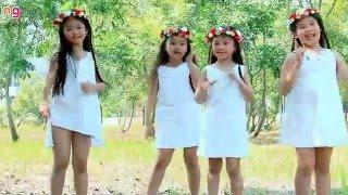 nụ cười thiên thần nhóm hoa mặt trời