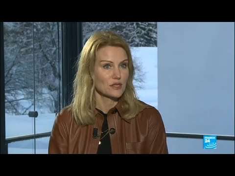 """Helle Thorning-Schmidt in Davos: """"Yemen is the worst place to be a child right now"""""""