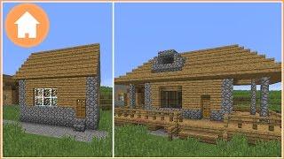 minecraft village npc transform
