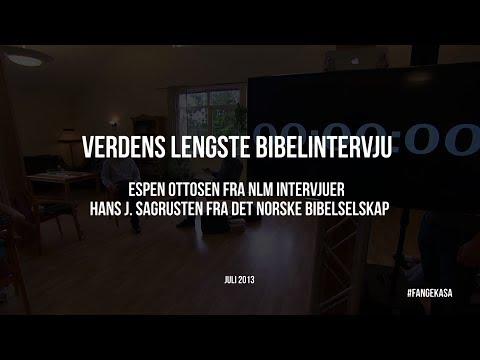 Verdens lengste bibelintervju
