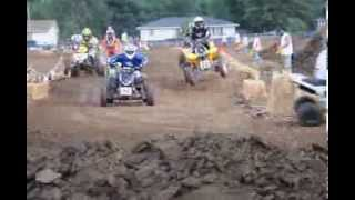 Marion (Mo.) County Fair 4-Wheeler action from July 31, 2013