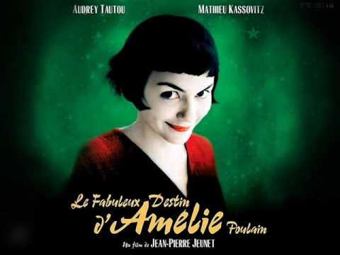 Amelie  Comptine dun Autre Été piano with cello and violins
