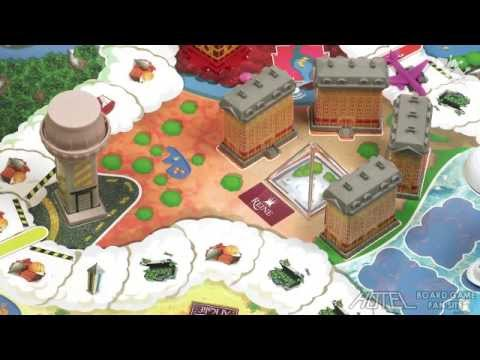 Hotel Tycoon - Asmodee - English rules - How to play