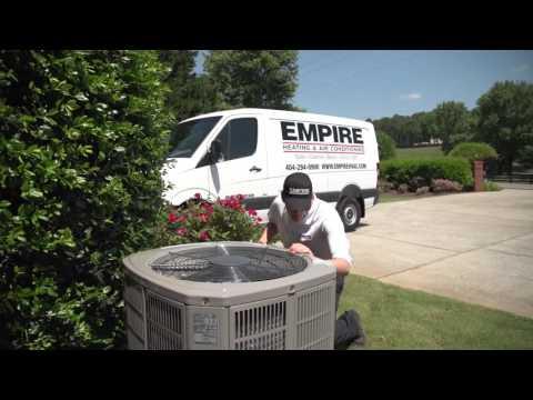 Atlanta Air Conditioning Service | Empire HVAC