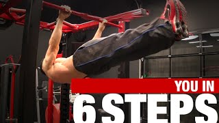 Mastering the Front Lever (JUST 6 STEPS!!) thumbnail