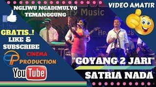 Download Mp3 Dangdut Hot Temanggung ~ Goyang 2 Jari - Satria Nada Big Band - Dangdut Koplo Te