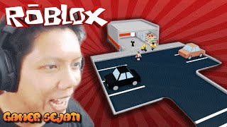 PARKIR MANIAAA !!! | Part-17| | Retail Tycoon| - Roblox Indonesia -