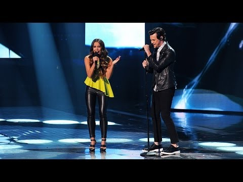 "Alex & Sierra ""Say My Name"" - Live Week 6 - The X Factor USA 2013"
