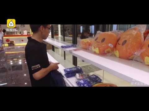 No checkout, no staff, experience the grocery shopping from the future in China
