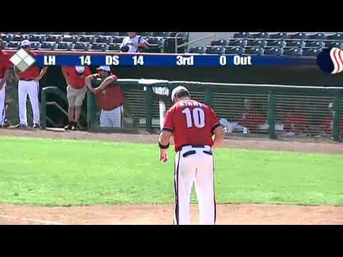 Dan Smith vs LongHall Bombers USSSA Conference Championship 2009