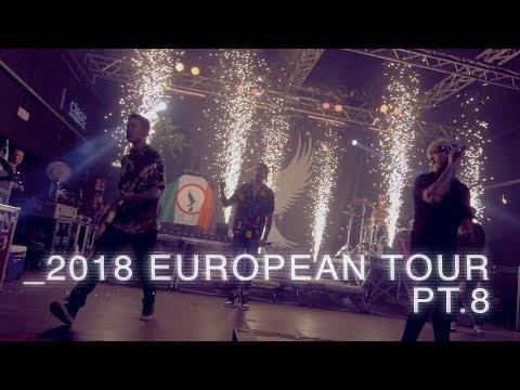 2018 European Tour Documentary (Pt. 8) | Hollywood Undead