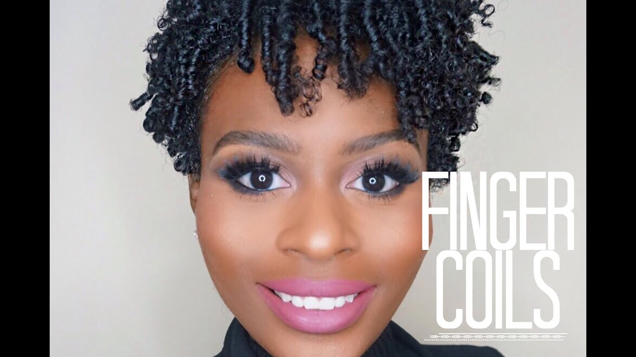 All Natural Hair Styles: Natural Black Hairstyles Coils