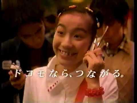 篠原ともえ DoCoMo iモード CM @1999年