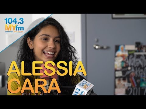 Alessia Cara Talks New Song 'Growning Pains', Dealing With Haters & Leaving Prom Early