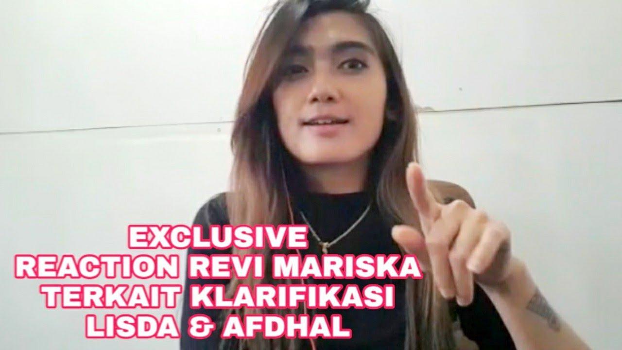 Download REACTION REVI MARISKA TERKAIT KLARIFIKASI LISDA DAN AFDHAL
