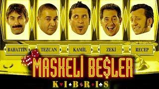 Maskeli Beşler: Kıbrıs | Şafak Sezer Türk Komedi Filmi |  Film İzle (HD)