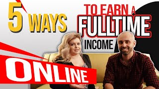 Top 5 Ways to Earn Extra Income Working From Home In 2020