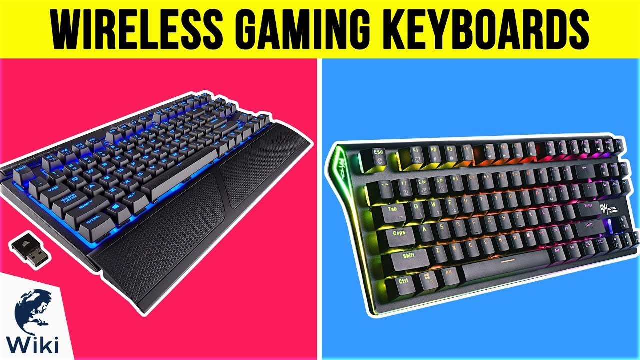 2bc4e5f57d8 8 Best Wireless Gaming Keyboards 2019 - YouTube