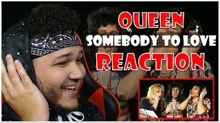 🎤 Hip-Hop Fan Reacts To Queen - Somebody To Love 🎸