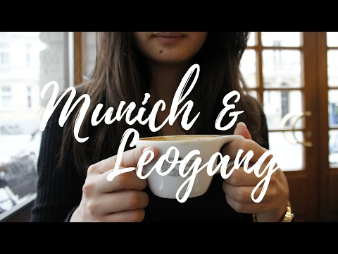 Winter Vacation in Munich, Germany & Leogang, Austria | Vlog
