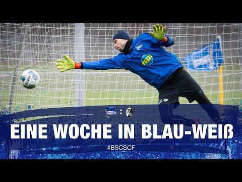 HAHOHE - Eine Woche in Blau-Weiß - 15.Spieltag - SC Freiburg - Hertha BSC