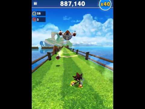 [Sonic Dash] CHAOS... CONTROL!