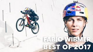 Best of Fabio Wibmer 2017 | Straight from the Athletes
