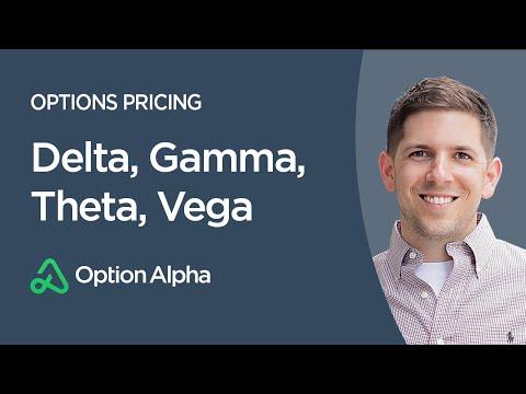 Delta, Gamma, Theta, Vega