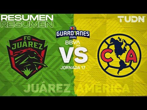 Juarez Club America Goals And Highlights
