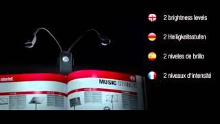 LED Notenpultleuchte SLED 2 PRO