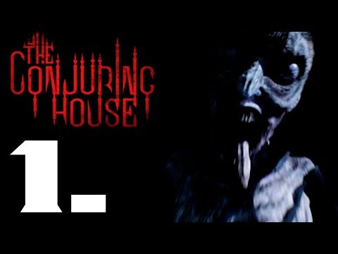 UNA ANTIGUA MANSION CON UN HORRIBLE PASADO #1 - THE CONJURING HOUSE GAMEPLAY ESPAÑOL