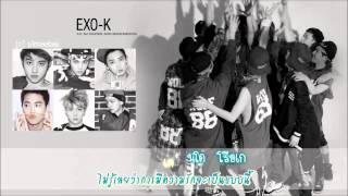 [Thaisub - Karaoke] Don't Go - (EXO-K) By Pimtaebak
