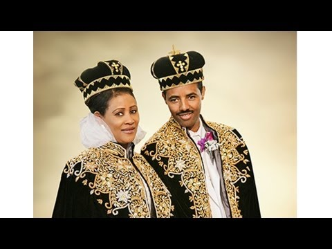 Eritrean wedding Habtom and Gidey Part 1