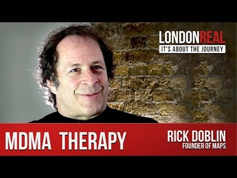 Rick Doblin - MDMA Therapy | London Real