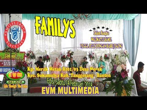 LIVE  FAMILYS GROUP EDISI BALARAJA