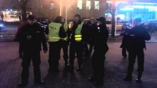 акция протеста в варшаве против выступления хора им александрова