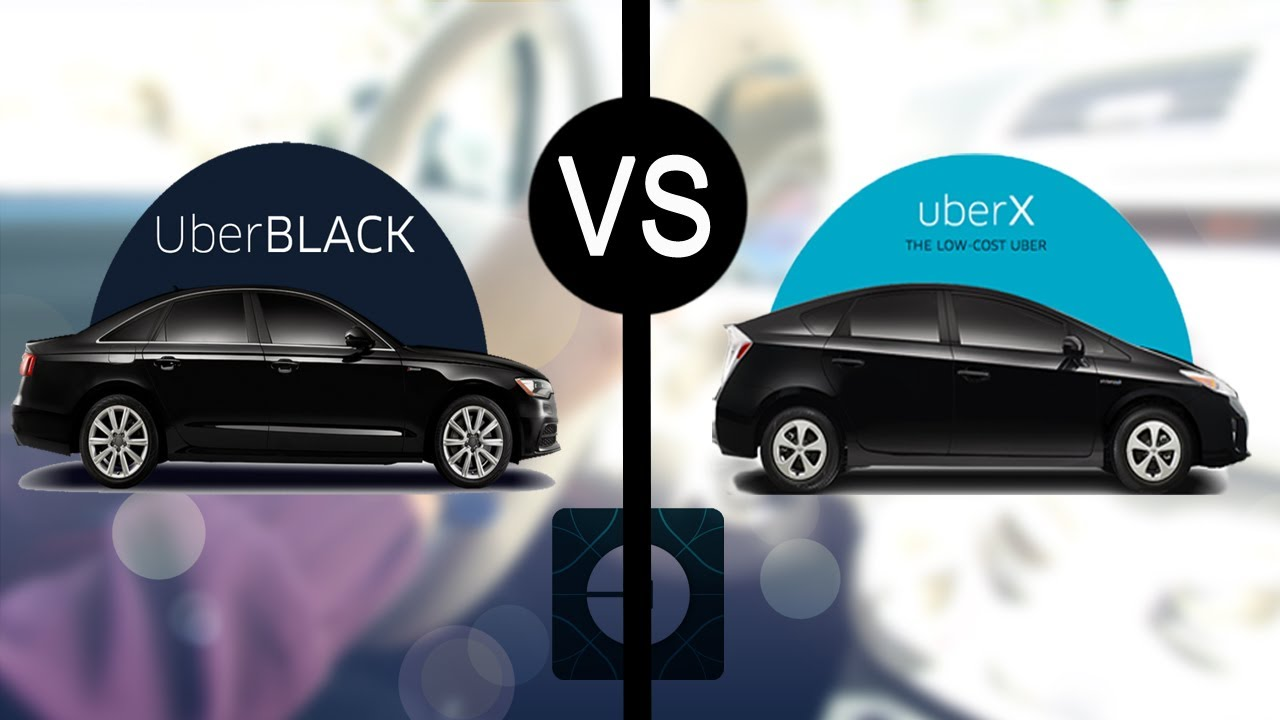 What Is Uber X >> UberBlack VS UberX ¿Cuál es mejor? | Comparativa En México. - YouTube
