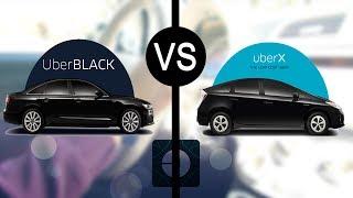 UberBlack VS UberX ¿Cuál es mejor?   Comparativa En México.