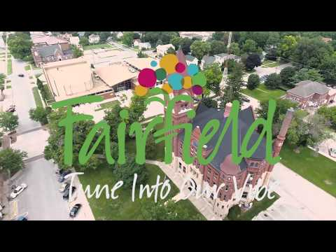 Fairfield Iowa: Tune Into Our Vibe
