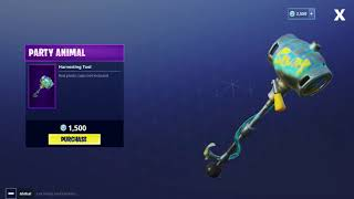 Fortnite ITEM SHOP 2 May 2018! NEW Featured items and Daily items! FORTNITE SHOP TODAY