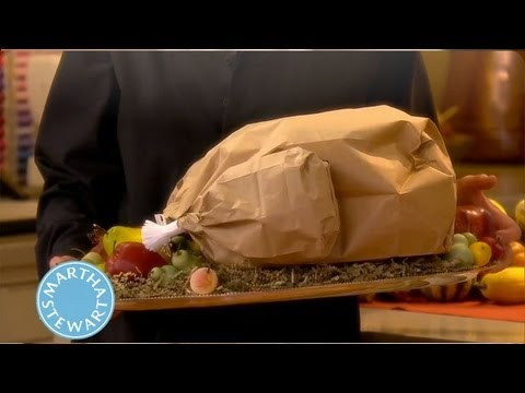 brown paper bag background flwers how to make a paper bag turkey thanksgiving decorations martha
